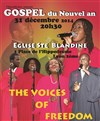 The Voices of Freedom - Gospel du Nouvel An -