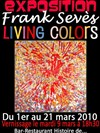 Vernissage expo and free cocktail: Living colors -