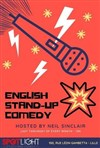 English Stand-Up Comedy -