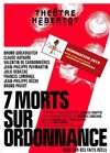 7 Morts sur Ordonnance | avec Bruno Wolkowitch, Francis Lombrail -
