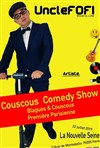 Uncle Fofi dans Le couscous comedy show -