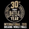 Snipes Battle of the year international 2019 -