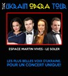 The Ukrain opéra tour -