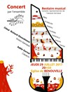 Bestiaire musical   Concerts Baroque -