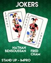 Fred Cham et Nathan Bensoussan | Jokers : Soirée Stand-up -