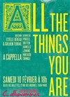 All the things you are -