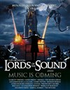 Lords of the Sound présente Music is Coming   Aurillac -