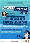 Intuition chante Gregory Lemarchal | 10ème édition -