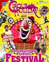 Cirque Holiday dans Le Festival International du Cirque | - Niort -