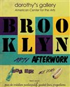 Brooklyn Arty Afterwork -