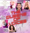 The Queen of voices -