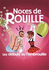 Noces de rouille -