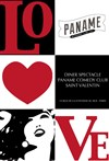 Paname Comedy Club spécial Saint Valentin | Diner-spectacle -