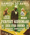 Reggae Party : Perfect Giddimani + Irie Ites + Zion High Sound + Roots Attack Sound -
