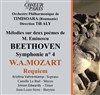Beethoven / Mozart / Mélodies Roumaines -