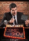 Benjy Dotti dans The Comic Late Show -